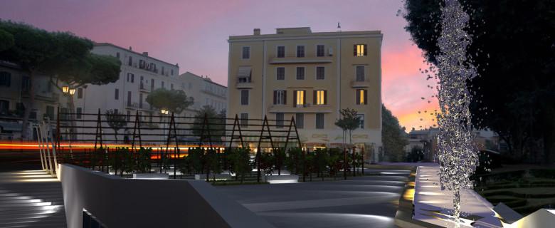 Riqualificazione Piazza Mazzini, Albano Laziale